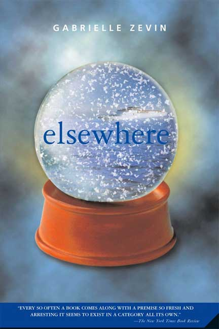 Elsewhere By Zevin, Gabrielle
