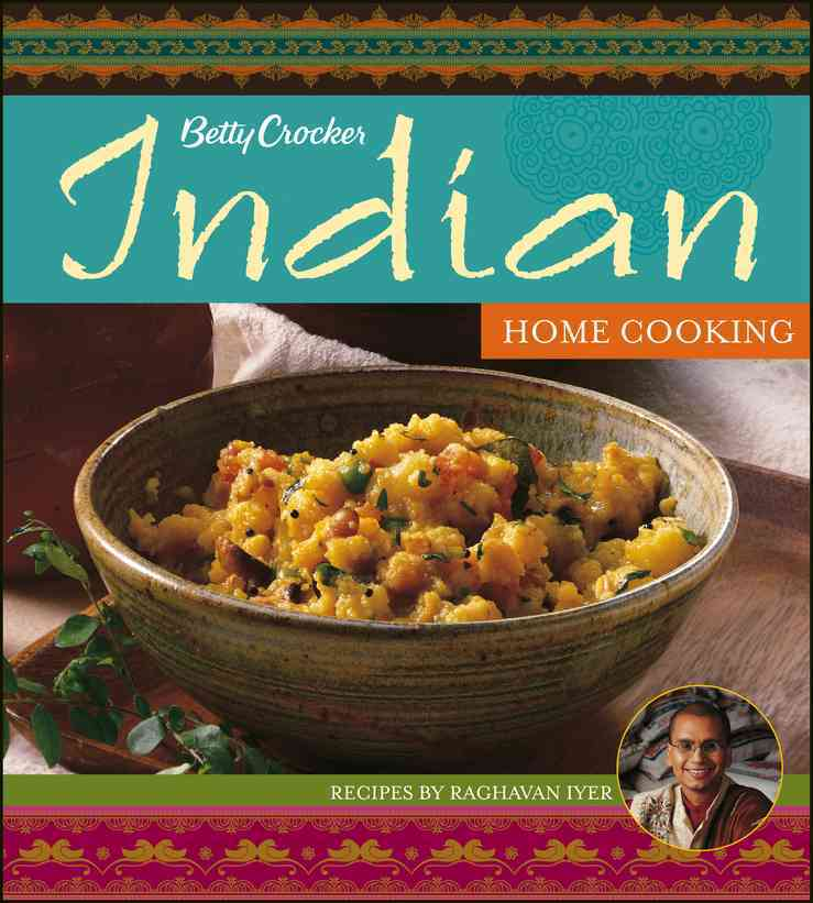 Betty Crocker Indian Home Cooking By Crocker, Betty (COR)